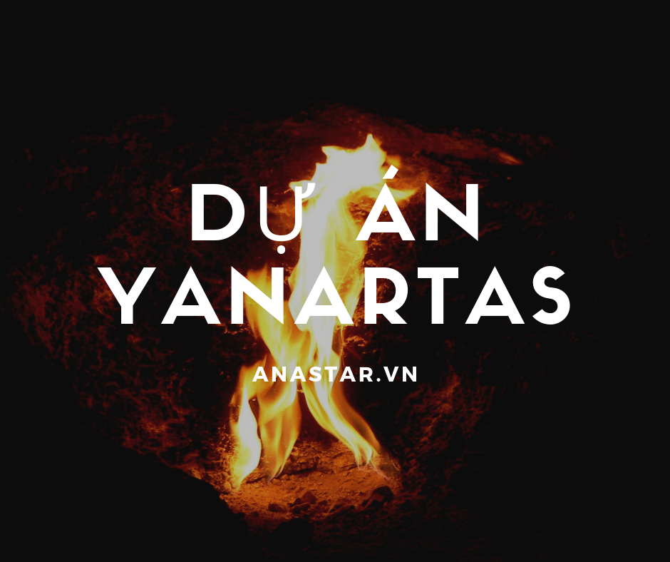 [Ebook] - Dự án Yanartas hoàn thiện